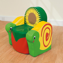 Back to Nature Snail Armchair  medium