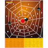 Spiders Web Target Game Mat 100cm  small