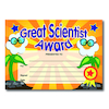 Science Award Certificates 40pk  small