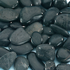 Moonstone Black Pebbles 1kg  small
