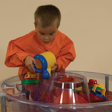 Circular Sand and Water Play Table  medium