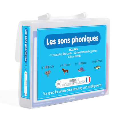 French Vocabulary Builders \- Phonics  large