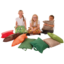 Seasons Grab and Go Cushions 10pk  medium