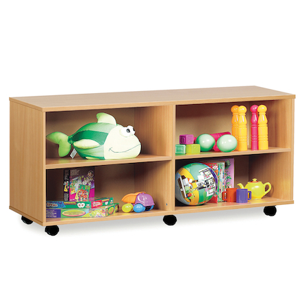 Combination Stacking Tray Storage Units  large