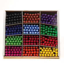 Assorted Chubbie Stump Crayons 288pk  medium