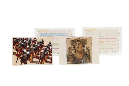Thinking...Romans Cards  large