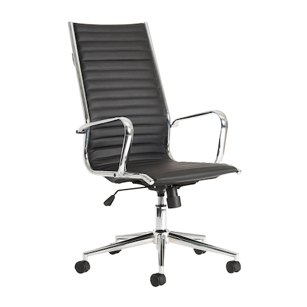 Bari High Executive Leather Chair  large