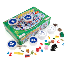 Alphabet Sounds Tubs  medium