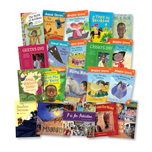Year 1 and 2 Stories From Different Cultures Books 20pk  medium