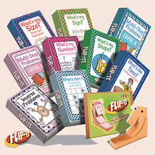 Flip-It Problem Solving Set 1  medium