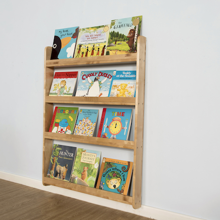 Wall Mounted Book Racks  large