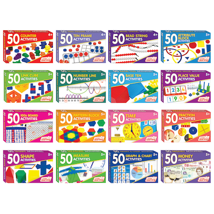 Maths Mastery Activity Card Kit  large