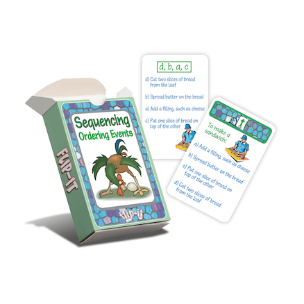 Flip\-It Comprehension Pack  large