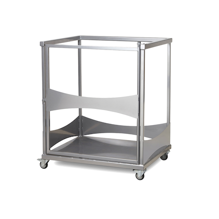Fast Fold Dining Table Trolley  large