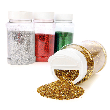 Glitter Shakers 100g Buy all and Save  large