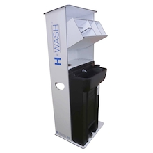 5 in 1 Handwashing Station  medium