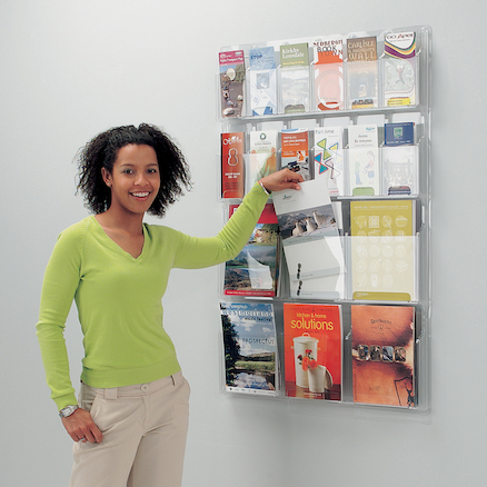 All Clear Leaflet Displays  large