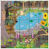 Bee\-Bot® Wildlife Garden Mat  small