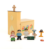 Wooden Church Model  small