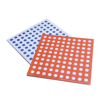 Numicon Double Sided Baseboard \- Set of 3  large