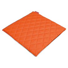 Large Outdoor Orange Mat 200 x 200cm  medium