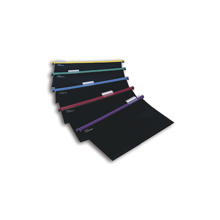 A4 Snopake Foolscap Suspension Hang Glider 25pk  large