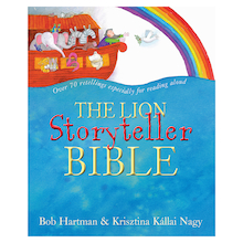 The Lion Storyteller Bible  medium