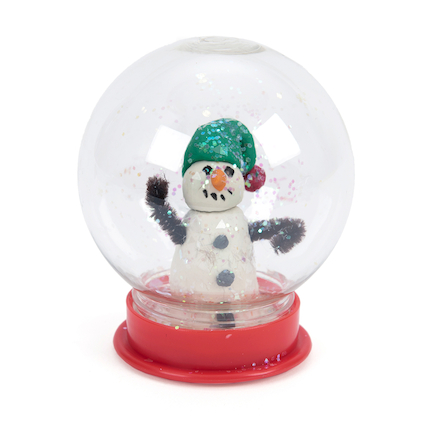 Make Your Own Snow Globes  large
