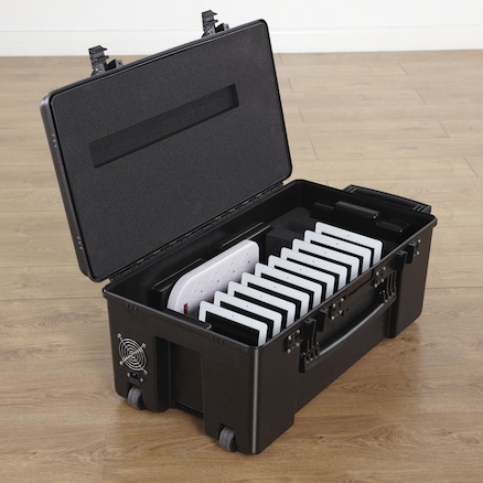 TTS Tablet Carry Case Storage Solution  large