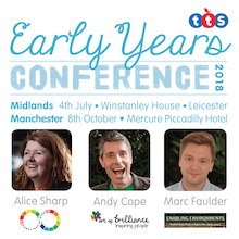 Early Years TTS Conferences 2018  medium