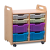 Playscapes Two Column Tray Storage  small