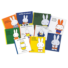 Miffy Book Pack  medium