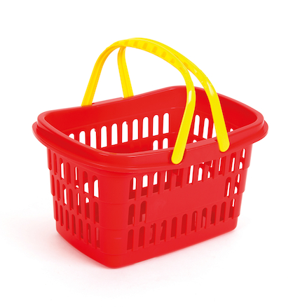 Role Play Shopping Basket Collection  large
