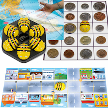 Bee-Bot® Floor Robot Classroom Set  medium
