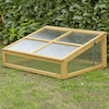 Cold Frame Natural Wood  small