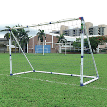 Plastic Football Goal 8ft  medium