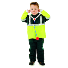 Role Play Dressing Up Paramedic Outfit  medium