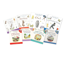 Winnie The Pooh and Friends Book Pack  medium