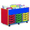 Colour My World 6 Bay Kinderbox and Trays  small