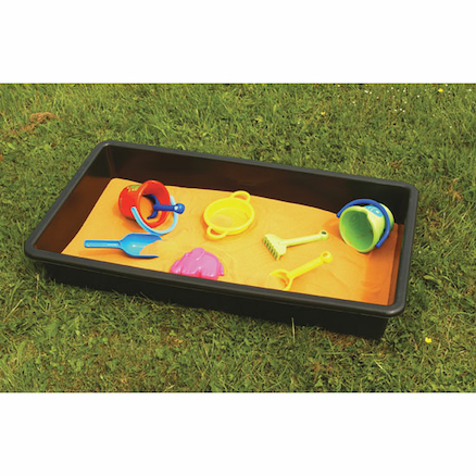Outdoor Sand and Water Activity Tray  large