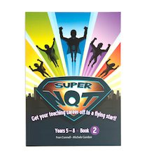 Be a Super NQT Book  medium