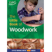 The Little Book of Woodwork  medium