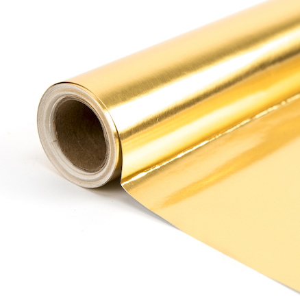 Metallic Paper Roll 50cm x 4.5m  large