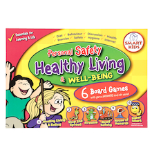 Personal Safety and Well Being Board Games 6pk  medium