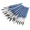 Watercolour Paint Brushes Assorted 30pk  small