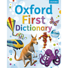 Oxford First Dictionary  medium