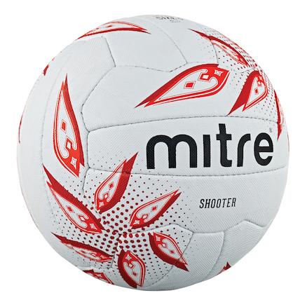 Mitre Shooter Netball Size 5  large