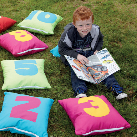 1\-10 Number Cushions  large