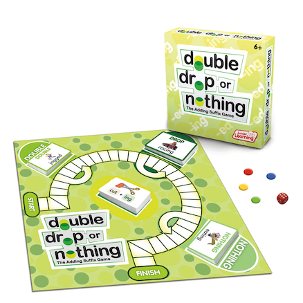 Double, Drop or Nothing Board Game  large
