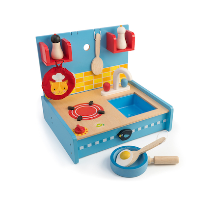 Role Play Pop Up Kitchen  large